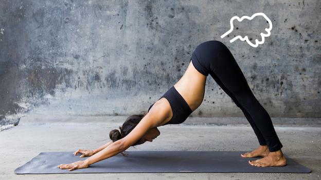 yoga-fart